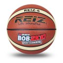 6# PU Leather Wear-resistant Non-Slip Indoor Outdoor Basketball Ball